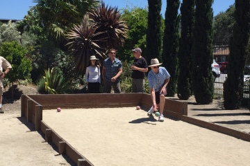 2017 Bocce Ball Party