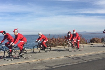 Santa Ride 2017