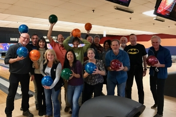 Bowling Party 2017