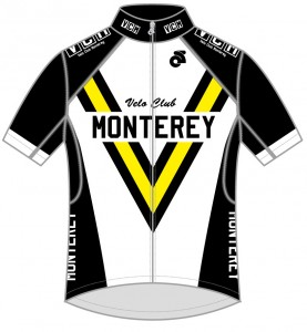 Velo Club Jersey Front